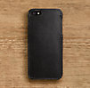Artisan Leather iPhone® 5 Cover - Ebony