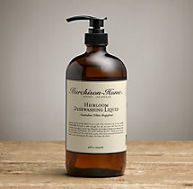 Heirloom Dishwashing Liquid