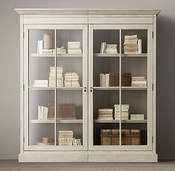 Restoration Hardware Kitchen Cabinets: Grand French Casement Cabinet