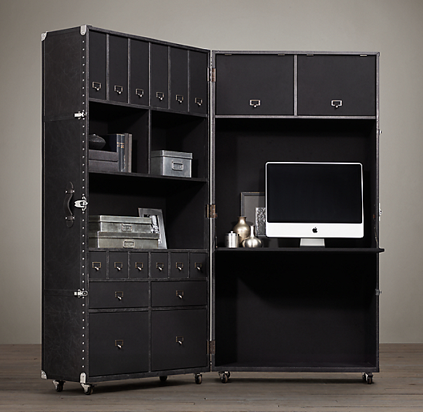 Mayfair Secretary Trunk