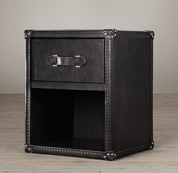 Mayfair Steamer Open Cube w/ Drawer Trunk