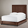 Wallace Leather Bed