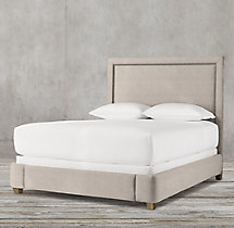 "Wallace Upholstered 68"" Bed"