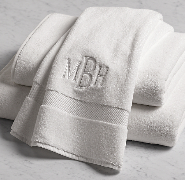 802-Gram Turkish Towel Pewter Collection