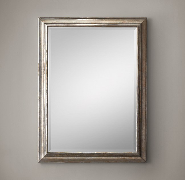 English Aged Mirror 36 Quot X 48 Quot