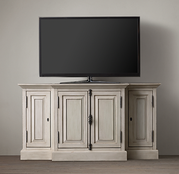 French Panel 60 Quot Media Console