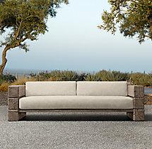 "90"" Aspen Sofa Cushion"