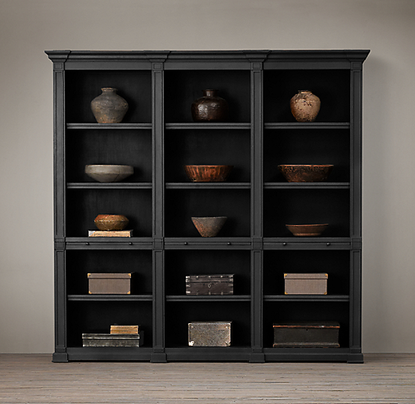 Atkins Triple Low Bookshelf