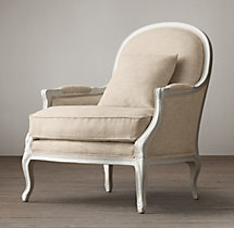 Lyon Chair White