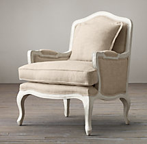 Marseilles Chair White