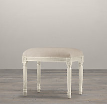 Louis Stool White
