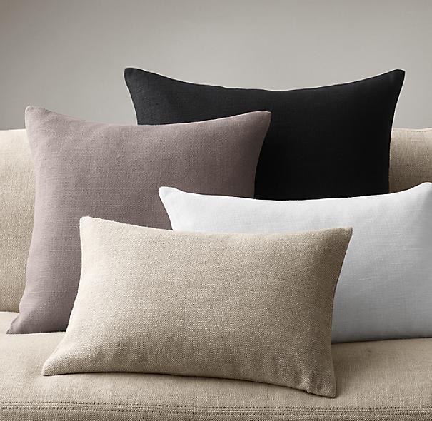 Pillows & Throws | Restoration Hardware