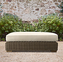 Provence Classic Coffee Table Ottoman Cushion