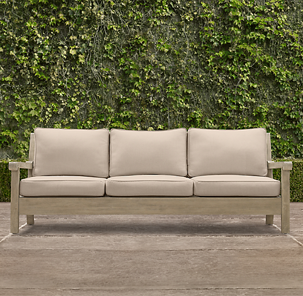"""70"""" Leagrave Classic Sofa Cushion"""