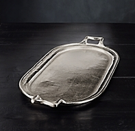 Grand Brasserie Cast Aluminum Small Oval Platter