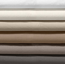 Garment-Dyed Percale Swatch
