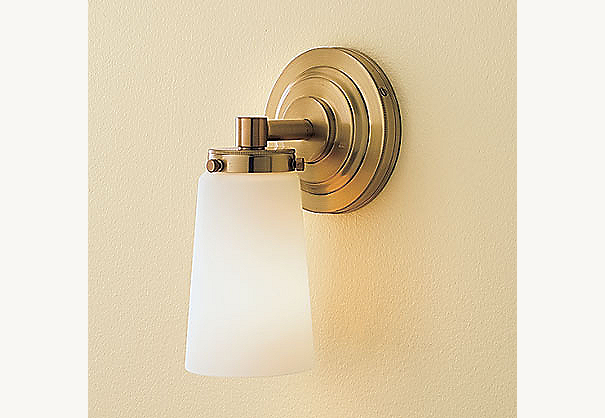 Asbury Single Sconce