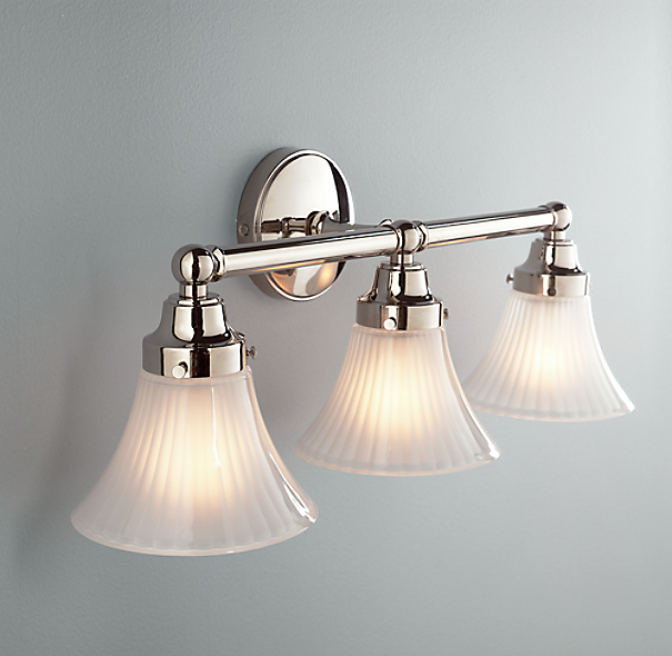 Chatham Triple Sconce