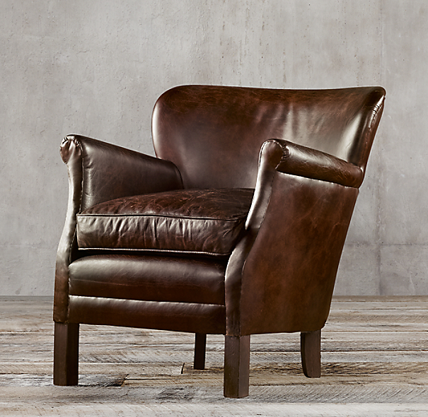 Professor 39 S Leather Chair