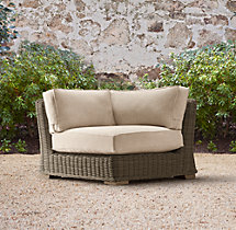 Provence Classic Corner Chair Cushion
