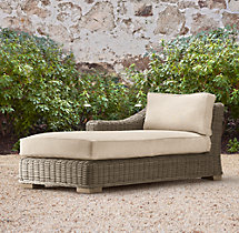 Provence Classic Left/Right-Arm Chaise Cushion
