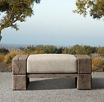 Aspen Ottoman Cushion