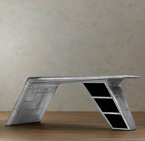 Aviator Wing Desk