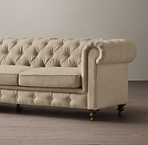 "108"" The Petite Kensington Upholstered Sofa"