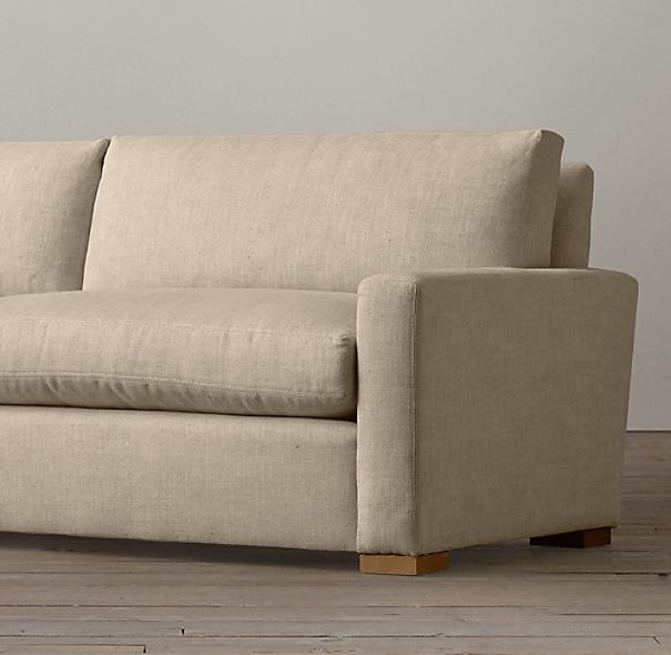 7' The Petite Maxwell Upholstered Sofa