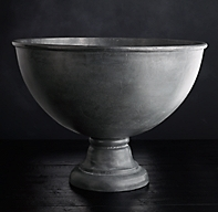 Grand Brasserie Cast Aluminum Large Beverage Bowl