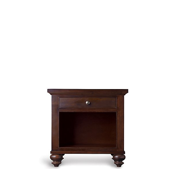Camden 1-Drawer Nightstand (Set of 2 Open)