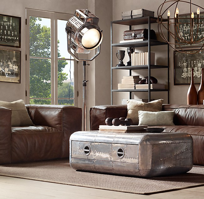 Chic On A Shoestring Decorating Restoration Hardware S