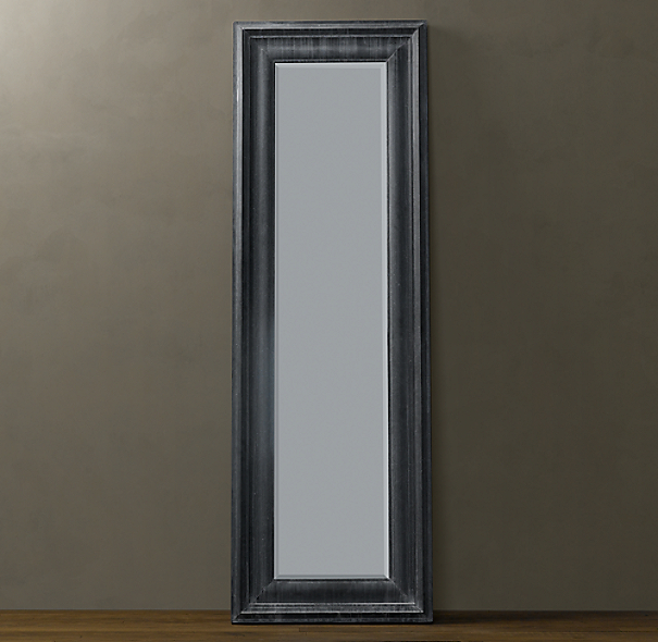 Baroque Weathered Zinc Mirrors