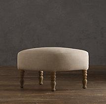 Josephine Upholstered Ottoman