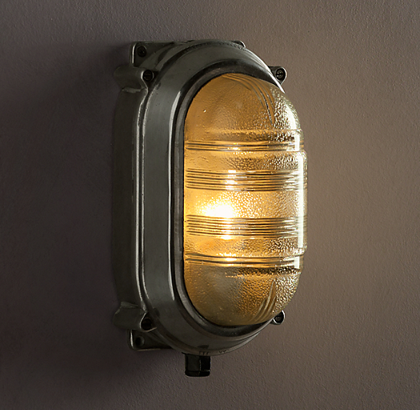 French Nautical Sconce