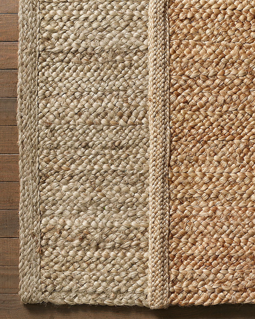 Chunky braided jute rug for Restoration hardware rugs on sale