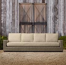 """108"""" Antigua Sofa Cushions"""