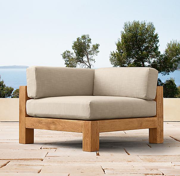 Colorado Corner Chair