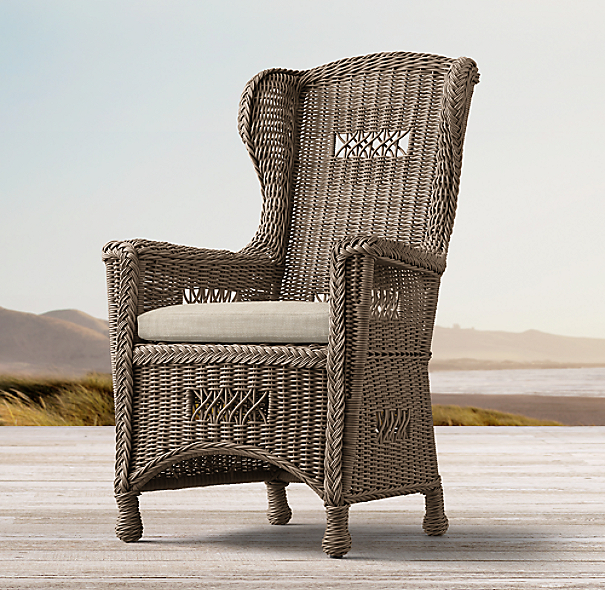 Bar Harbor Dining Armchair