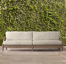 """103"""" Santa Monica Luxe Sofa Cushion"""