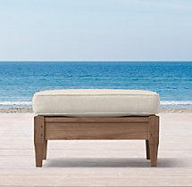 Santa Monica Classic Ottoman Cushion
