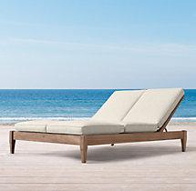 Santa Monica Double Chaise Cushion