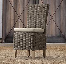 Majorca Side Chair Cushion