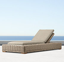 Majorca Luxe Chaise Cushion