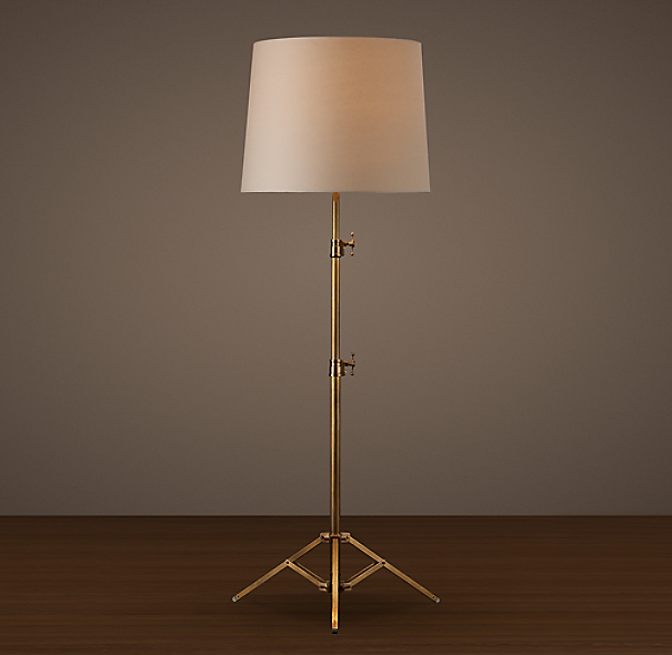Studio Telescoping Floor Lamp
