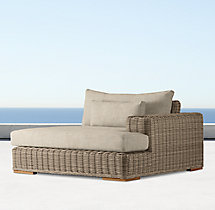 Majorca Luxe Right-Arm Chaise