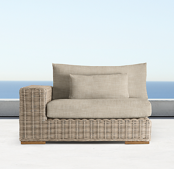 Majorca Luxe Left/Right Arm Chair Cushion