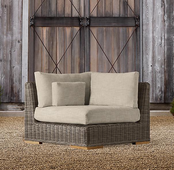 Majorca Luxe Corner Chair