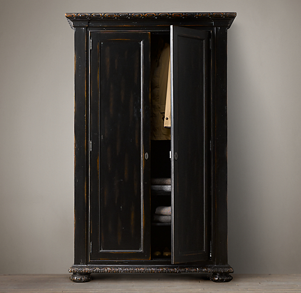 French Empire Armoire