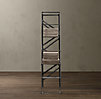 Mid-Century Shop Ladder Shelving